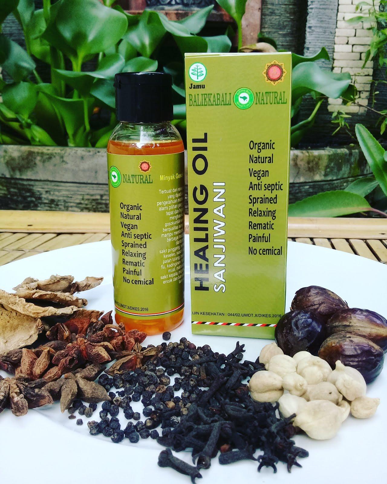 HEALING OIL SANJIWANI BALIEKABALI NATURAL