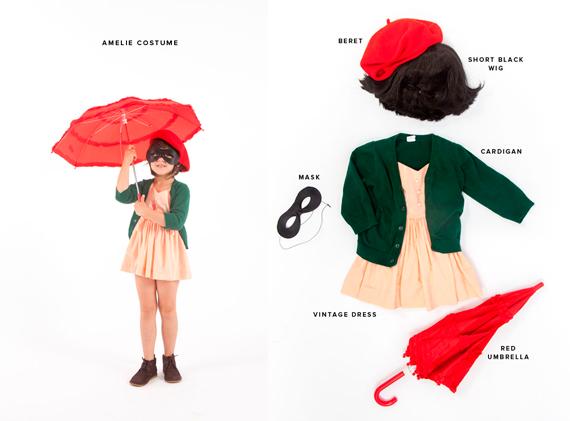 Disfraces Halloween: Amelie