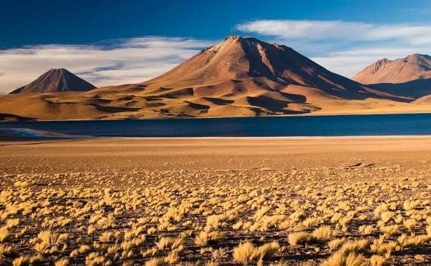 20 destinos turísticos de Latinoamérica - Desierto de Atacama: Chile