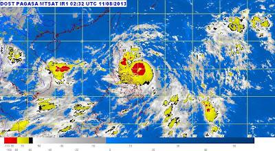 MTSAT typhoon Labuyo