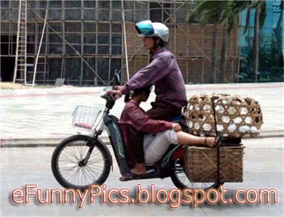 Biker Adjustement