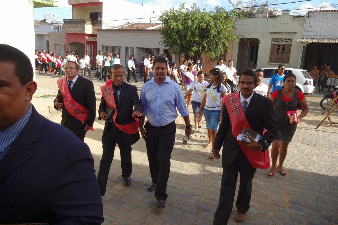 Igreja Evangélica Assembleia de Deus em Goiana -PE Pastor presidente: Aílton José Alves Pastor loca