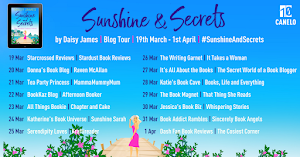 Blog Tour: Sunshine & Secrets