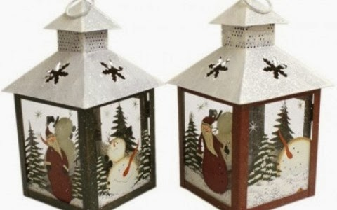Multinotas faroles navide os accesorios de decoraci n for Disenos de faroles
