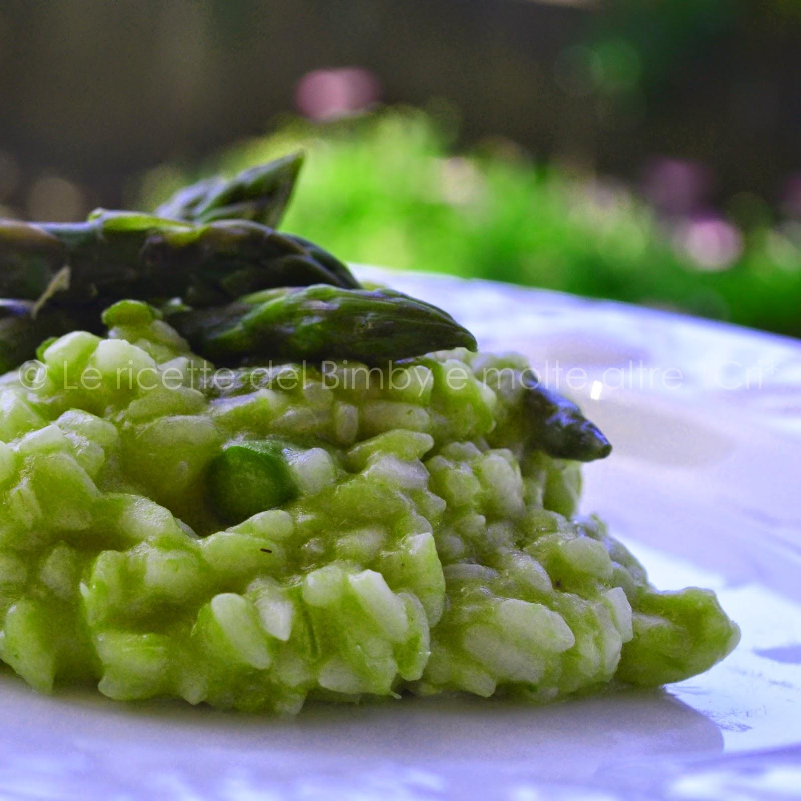 Ricette con asparagi verdi bimby