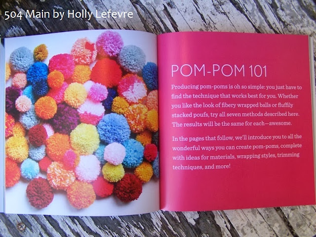Have a Pom Pom Party with 504 Main