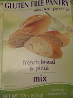 Gluten-Free Pantry French Bread & Pizza Mix