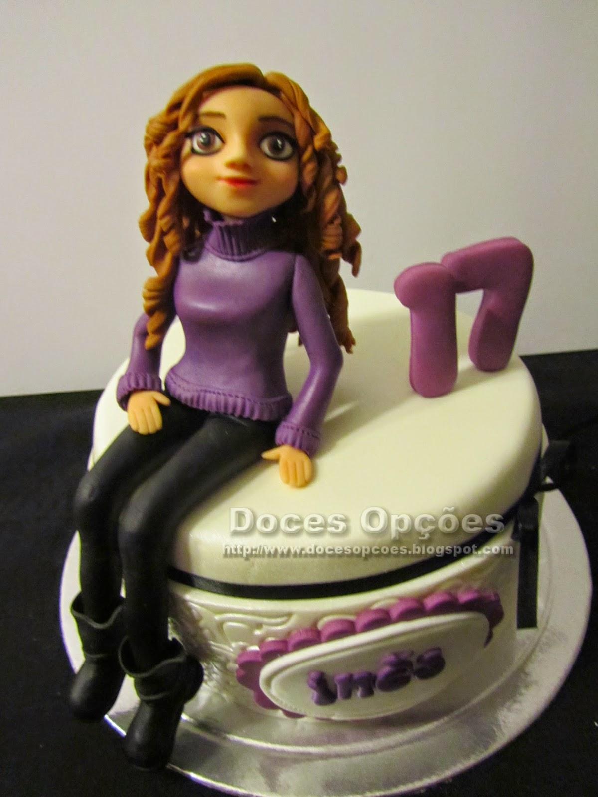Agnes Birthday Cake