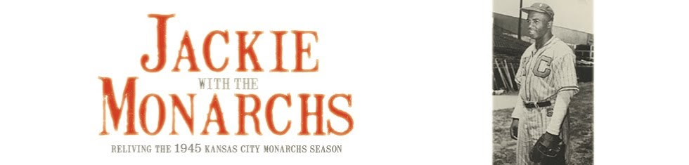 Jackie With The Monarchs