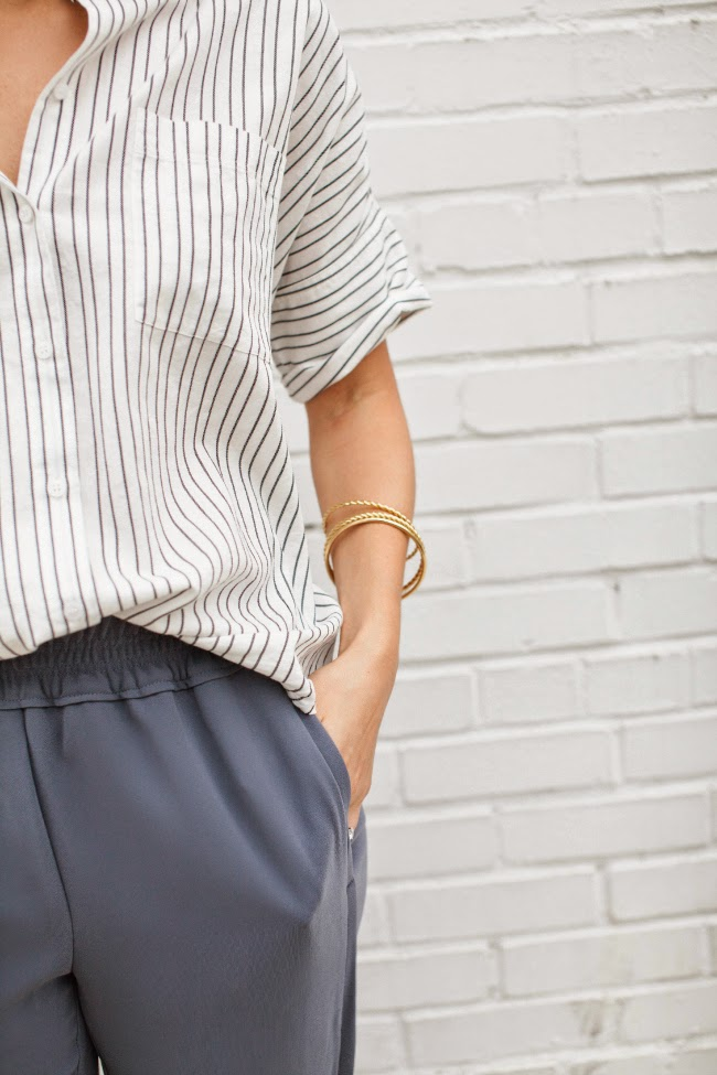 Bloggers Who Budget Stripe Love