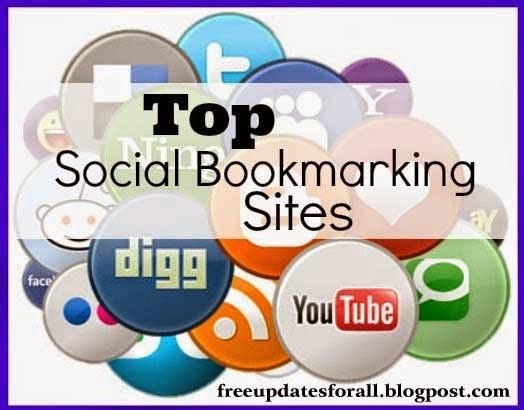 High PR Social Bookmarking Sites 2015