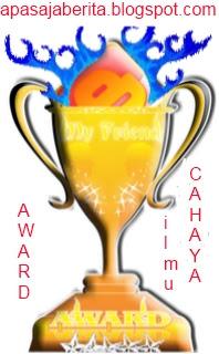 award,belajar bahasa Inggris