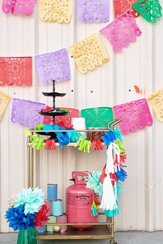 The Party Hop Summer Fiesta Cinco De Mayo party ideas
