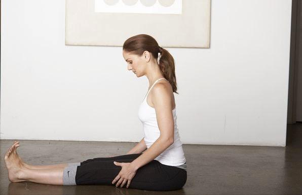 Star Yoga Posture