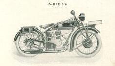 D-Rad R 0/6 von 1928