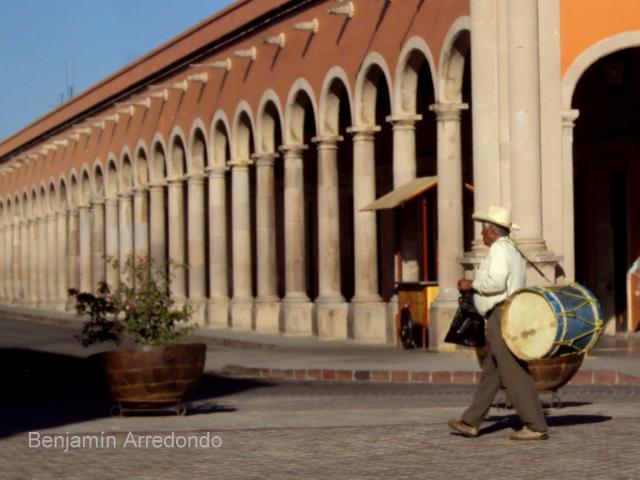 El Bable: El parián en Nochistlán: la influencia del