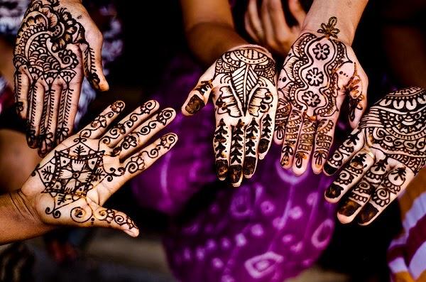 Những họa tiết Henna truyền thống