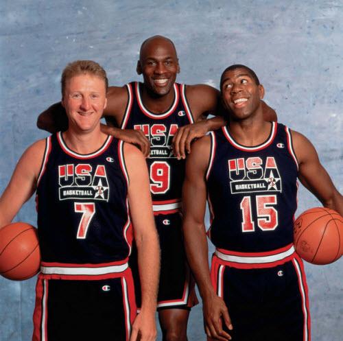USA: El Dream Team de los Juegos Olímpicos 1992