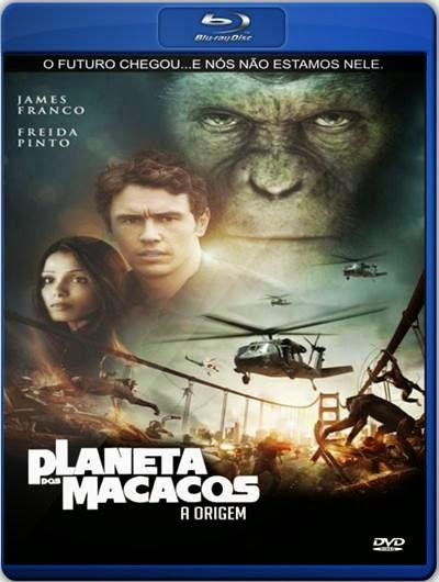Filme Planeta dos Macacos A Origem