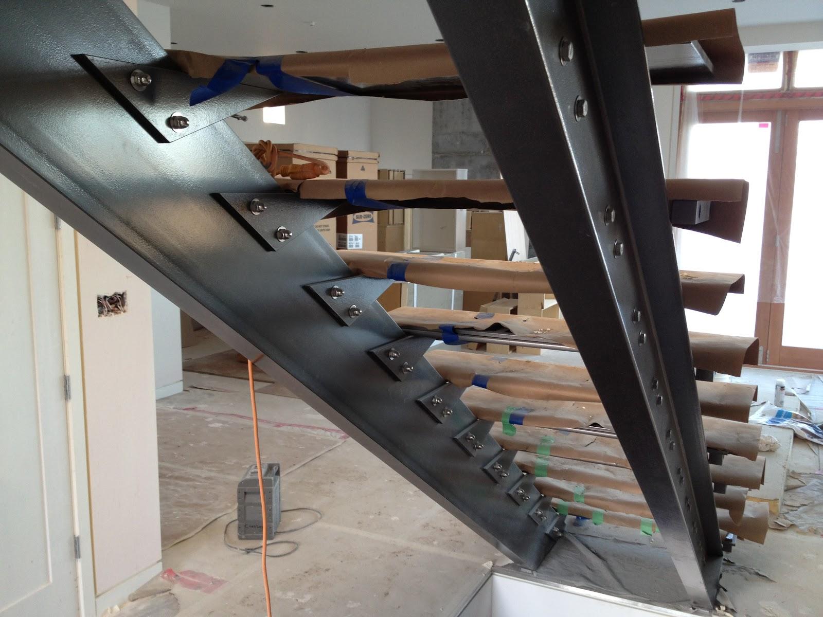 Steel Stair Stringers