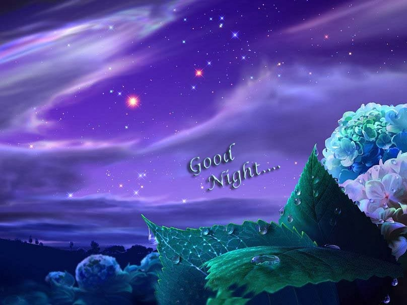 good-night-purple-sky-wallpaper