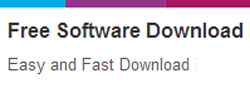 Free Software Download