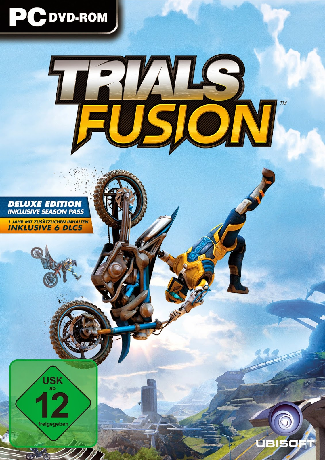 TRIALS FUSION-BLACK BOX