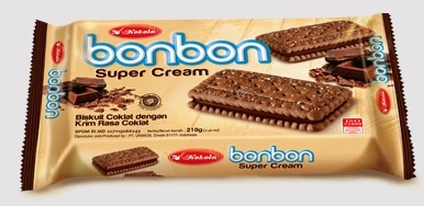 Biskuit Kokola Super Cream Bonbon