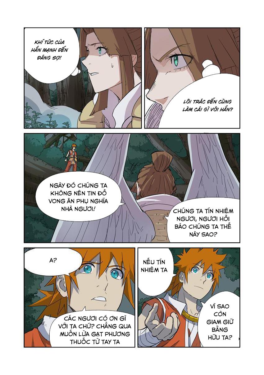 Yêu Thần Ký chap 172 - Trang 6