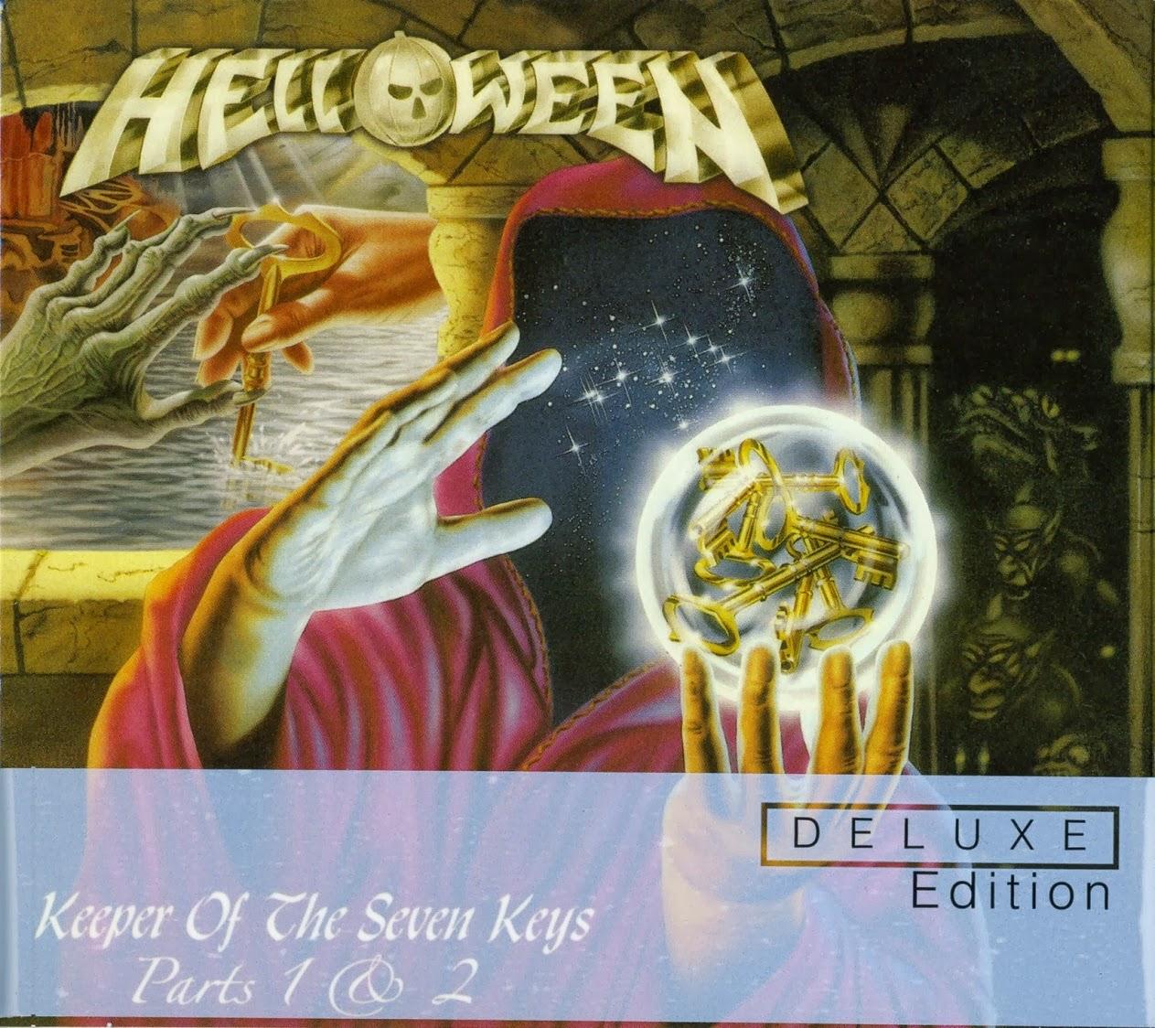 Helloween - Keeper Of The Seven Keys Part 1