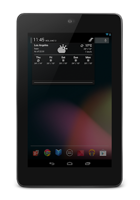 Notification Weather Pro v1.0 APK Android