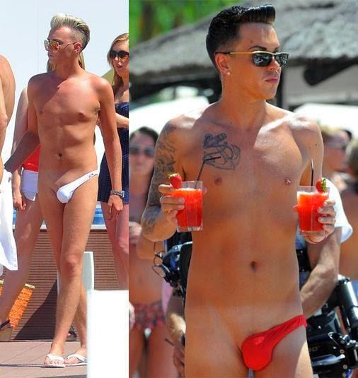 Nova moda para homens