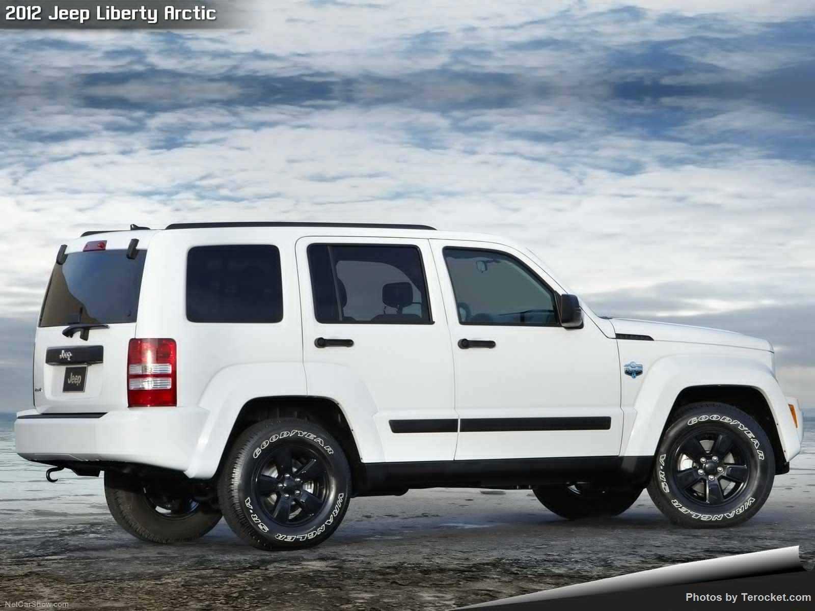 Hình ảnh xe ô tô Jeep Liberty Arctic 2012 & nội ngoại thất