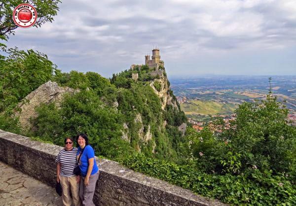 San Marino - Primera Torre