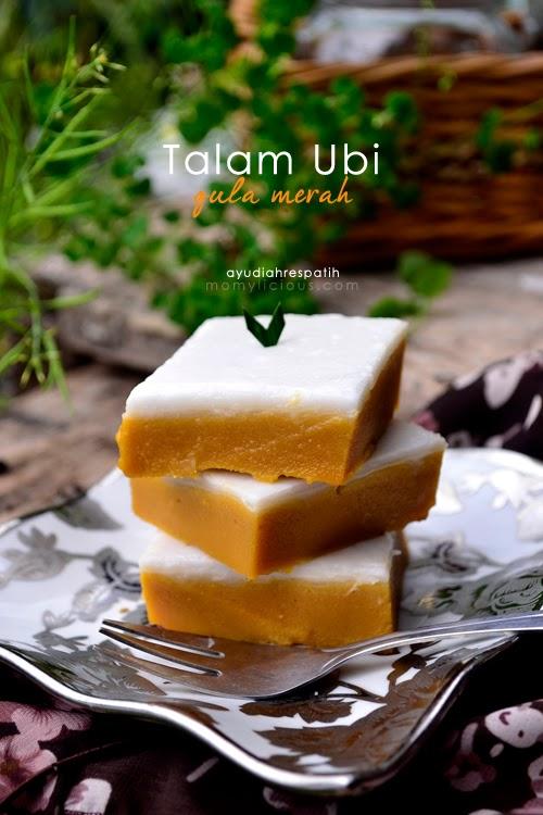 Talam Ubi Gula Merah