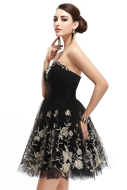 beautiful trend homecoming dress 2015 - 2016