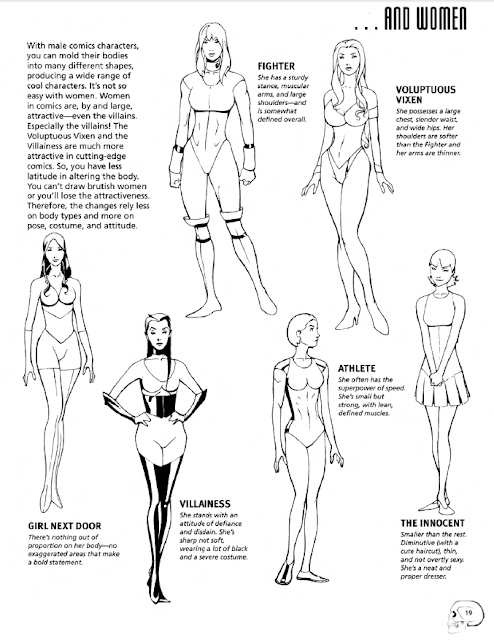 Cartooning The Ultimate Character Design Book Christopher Hart Pdf : Outside the black box comic creators sexist no
