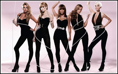 Girls Aloud Poster Wallpapers