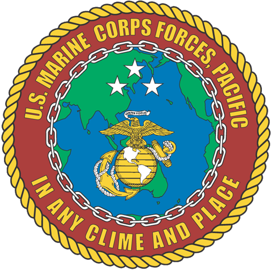US Marine Corps Forces Pacific insignia