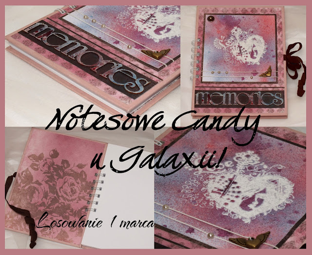 Notesowe Candy!