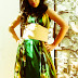 Caftane vert,green caftan