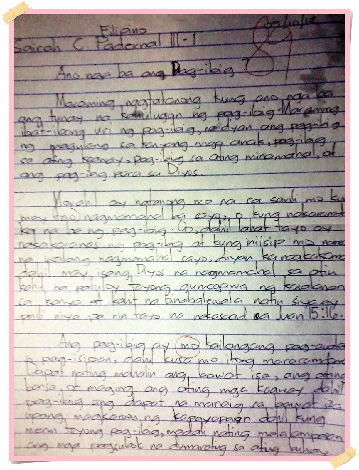 sat essay destiny
