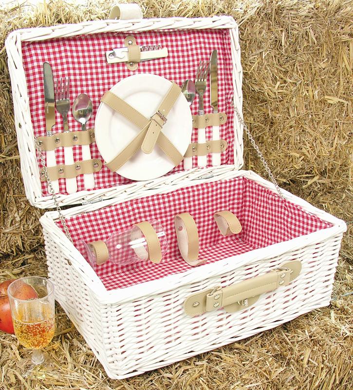 setzen sie akzente picknickzeit die sch nsten picknickk rbe. Black Bedroom Furniture Sets. Home Design Ideas