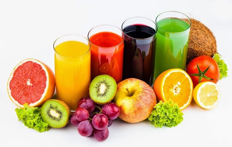 Makan Buah Lebih Sehat Daripada Minum Jus Buah
