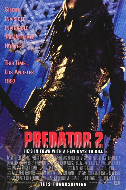 Quái Vật Khát Máu 2 -  Predator 2