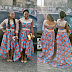 Trendy And Creative Ankara Styles For African Woman