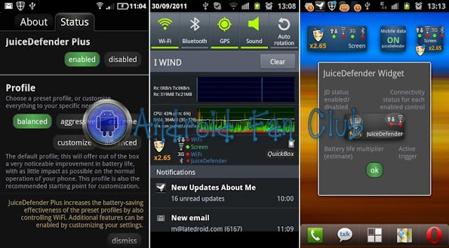 JuiceDefender - Battery Saver Android APK Download