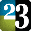 Twenty-three Things Badge