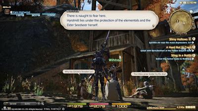 FFXIV: ARR Screenshot