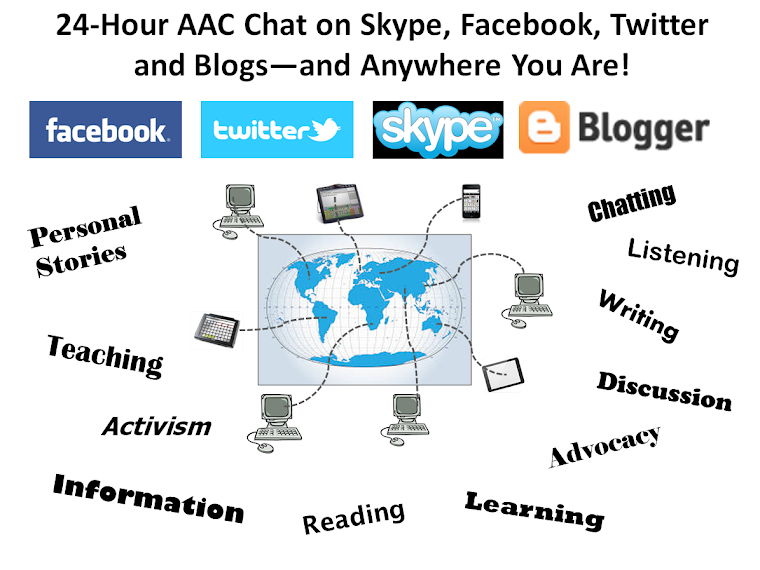 24 Hour AAC Chat / Read-a-Thon